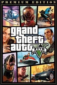 T2 GTA 5 Premium Edition Xbox One Oyun