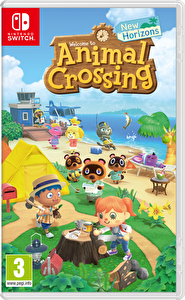 Animal Crossing New Horizons Switch Oyun