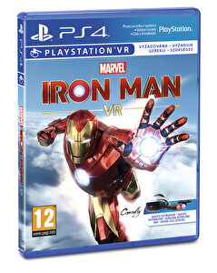 Marvels Iron Man PS4 Oyun