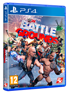 Wwe 2K Battlegrounds PS4 Oyunu