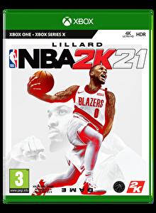 NBA 2K21 Standard Xbox One Oyun