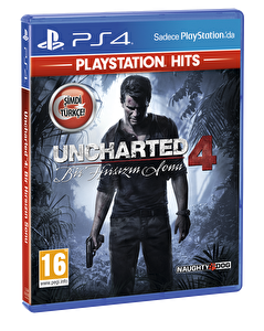 Uncharted 4: PS4 HITS TUR