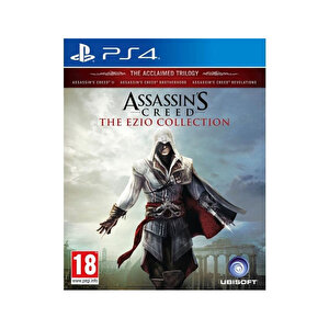 Aral Assassins Creed The Ezio Collection Ps4 Oyun