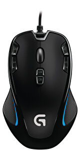 LOGITECH G300S GAMING MOUSE+MOUSE PAD HEDİYE ( OUTLET )