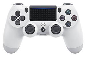 PS4 DUALSHOCK GLACIER WHITE V2 ( OUTLET )