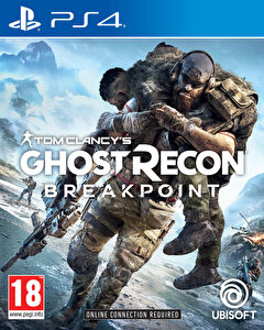 ARAL TOM CLANCY'S GHOST RECON BREAKPOINT PS4 ( OUTLET )