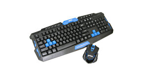 Preo My Keymouse KM03 Gaming Klavye Mouse Set