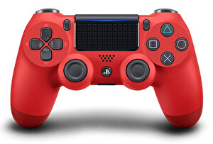 SONY PS4 DUALSHOCK KIRMIZI (MAGMA RED) V2 ( OUTLET )