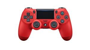 Sony Ps4 Dualshock  V2 Magma Red Oyun Kolu