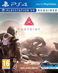 Sony Farpoint Ps Vr Oyun