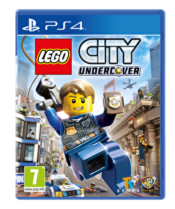 Warner Bros Lego City Undercover PS4 Oyun