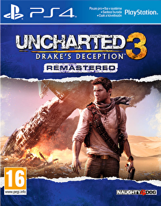 Sony Uncharted 3: Drake S Deception Ps4 Oyun