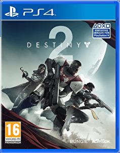 Aral Destiny 2 Ps4 Oyun