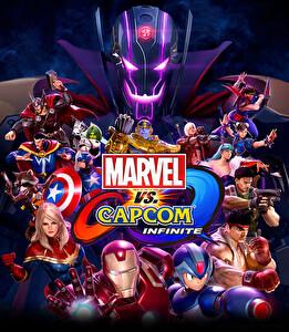 Aral Marvel Vs Capcom: Infinite Pc Oyun