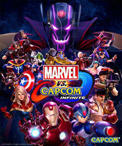 Aral Marvel Vs Capcom: Infinite PS4 Oyun