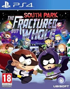 Aral South Park: The Fractured But Whole Ps4 Oyun