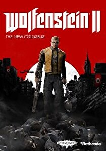 Aral Wolfenstein 2: The New Colossus Ps4 Oyun