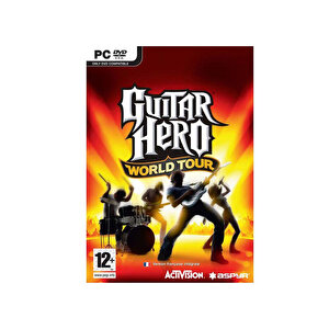 Aral Guitar Hero World Tour Pc Oyun