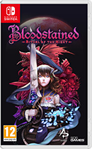 505 Games Bloodstained : Ritual Of The Night Switch Oyun