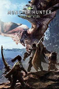 Aral Monster Hunter: World Xbox One Oyun