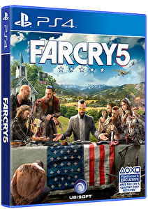 Aral Far Cry 5 Ps4 Oyun