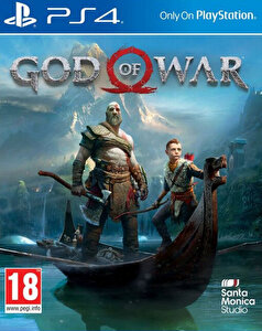 Sony God Of War 4 Ps4 Oyun