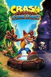 Aral Crash Bandicoot Xbox One Oyun