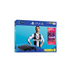 Sony PS4 1 TB Oyun Konsolu + EA Sports Fifa 19