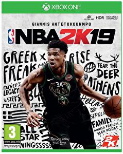 NBA 2K19 Standart Edition (ENG) Xbox One Oyun