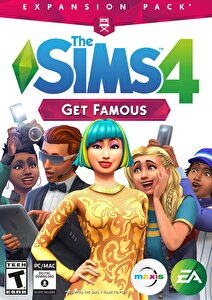 Aral The Sims 4 Get Famous PC Oyun