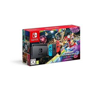 Switch Konsol Mario Kart 8 Deluxe Bundle