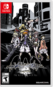 Nintendo The World Ends With You Switch Oyun