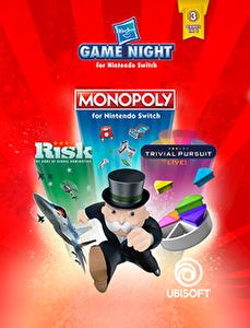 Nintendo Hasbro Game Night Switch Oyun