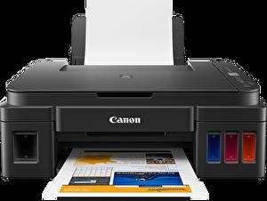 Canon Megatank G2411 Fotokopi Tarayıcı Tanklı Yazıcı