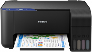 EPSON EcoTank L3111 Fotokopi + Tarayıcı Tanklı Yazıcı