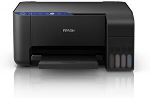EPSON EcoTank L3151 Fotokopi + Tarayıcı + Wi-Fi Direct Tanklı Yazıcı ( OUTLET )