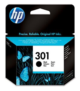 HP CH561E 301SİYAH MUREKKEP KARTUŞU ( OUTLET )