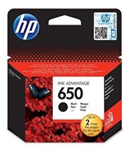HP 650 Siyah Mürekkep Kartuş (Cz101Ae)
