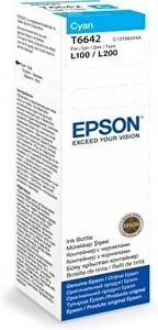 Epson T6642 Mavi Kartuş
