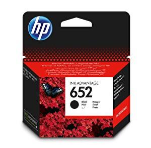 HP 652 Siyah Mürekkep Kartuş (F6V25Ae)