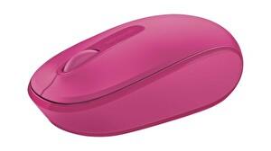 Microsoft 1850 Magenta Kablosuz Mouse (Pembe)