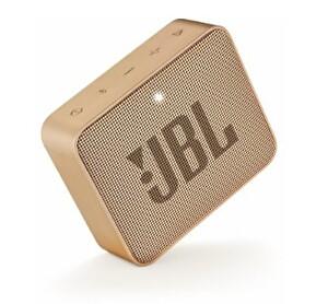 Jbl Go 2 Bluetooth Hoparlör Şampanya