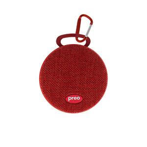Preo My Music MM12 Kablosuz Outdoor Speaker Kırmızı