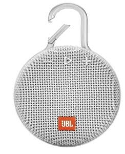 Jbl Clip3 IPX7 Bluetooth Hoparlör Beyaz