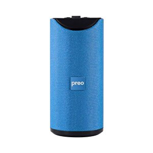 Preo My Music MM02 X Pro Bluetooth Speaker - Mavi