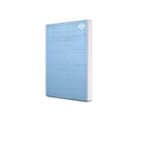 """Seagate Backup Plus Slim 2TB 2.5"""" Usb 3.0 STHN2000402 Taşınabilir Harddisk Açık Mavi"""
