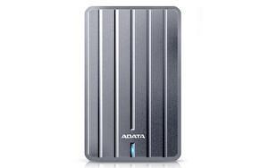 "ADATA 1 TB 2,5"" HC660 ULTRA SLIM METAL USB 3.0 TASINABILIR DISK TITANYUM ( OUTLET )"