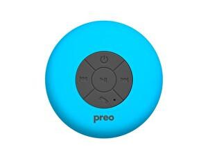 Preo My Music MM08 Bluetooth Hoparlör (Mavi)