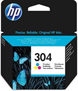 HP 304 Üç Renkli Mürekkep Kartuşu (N9K05Ae)