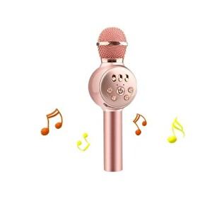 Bood B10 Led Işıklı Karaoke Mikrofon